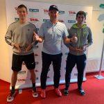 WTP Weltranglistenturnier der European Tour überzeugte in Meerbusch